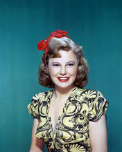 This is an image of 259215 June Allyson Photograph & Poster