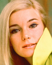 This is an image of 259528 Yvette Mimieux Photograph & Poster