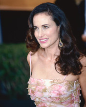 This is an image of 259785 Andie Macdowell Photograph & Poster