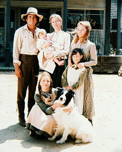 This is an image of 269762 Little House on the Prairie Photograph & Poster