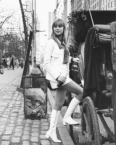 This is an image of 174847 Susan George Photograph & Poster