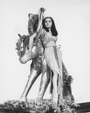 This is an image of 174924 Debra Paget Photograph & Poster