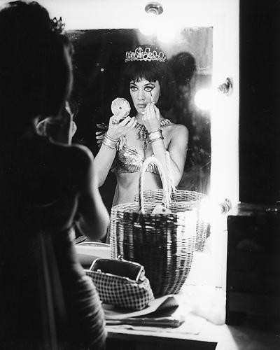 This is an image of 174977 Amanda Barrie Photograph & Poster