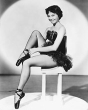This is an image of 174998 Leslie Caron Photograph & Poster