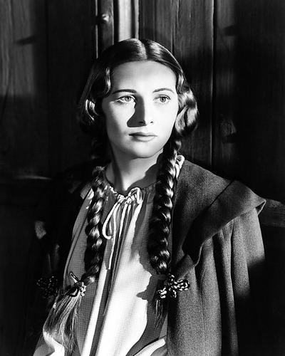 This is an image of 175028 Joan Fontaine Photograph & Poster