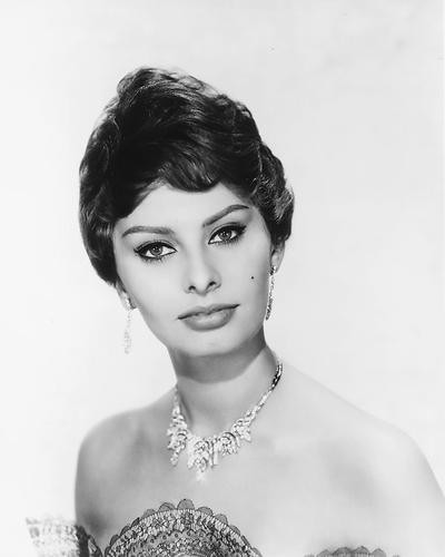 This is an image of 175103 Sophia Loren Photograph & Poster