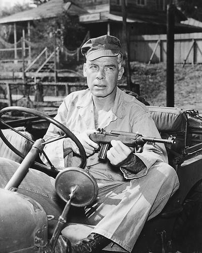 This is an image of 175112 Lee Marvin Photograph & Poster