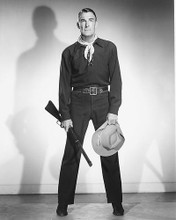 This is an image of 175193 Randolph Scott Photograph & Poster