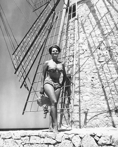 This is an image of 175349 Claudia Cardinale Photograph & Poster