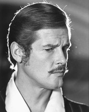 This is an image of 175774 Roger Moore Photograph & Poster