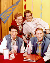 This is an image of 260040 Happy Days Photograph & Poster