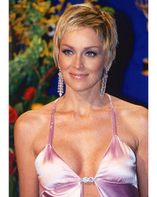 This is an image of 263378 Sharon Stone Photograph & Poster