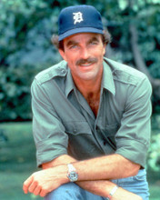 This is an image of 263687 Tom Selleck Photograph & Poster