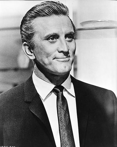 This is an image of 176184 Kirk Douglas Photograph & Poster