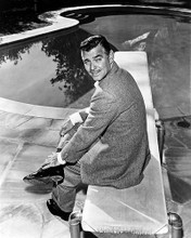 This is an image of 176189 Clark Gable Photograph & Poster
