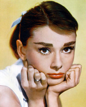 This is an image of 264033 Audrey Hepburn Photograph & Poster