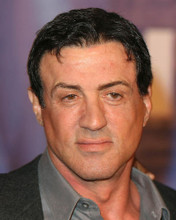 This is an image of 264137 Sylvester Stallone Photograph & Poster