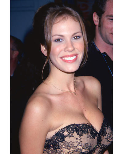 This is an image of 265215 Nikki Cox Photograph & Poster