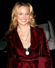 This is an image of 265248 Katherine Heigl Photograph & Poster