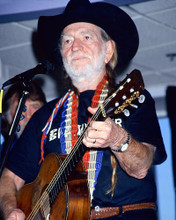 This is an image of 265307 Willie Nelson Photograph & Poster