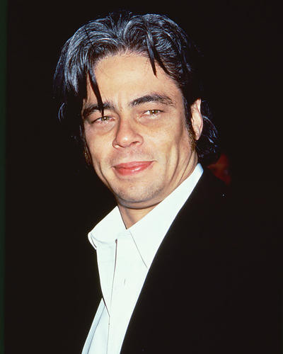 This is an image of 265494 Benecio Del Toro Photograph & Poster