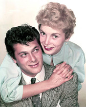 This is an image of 269285 Tony Curtis & Janet Leigh Photograph & Poster