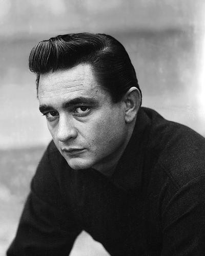 This is an image of 186190 Johnny Cash Photograph & Poster