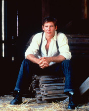 This is an image of 269628 Harrison Ford Photograph & Poster