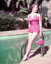 This is an image of 269734 Janet Leigh Photograph & Poster