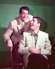 This is an image of 269781 Dean Martin & Jerry Lewis Photograph & Poster