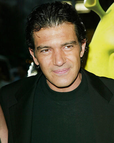 This is an image of 270756 Antonio Banderas Photograph & Poster