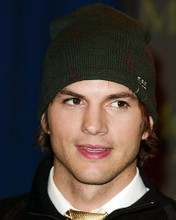 This is an image of 271093 Ashton Kutcher Photograph & Poster