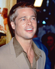 This is an image of 271236 Brad Pitt Photograph & Poster