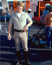 This is an image of 271380 Larry Wilcox Photograph & Poster