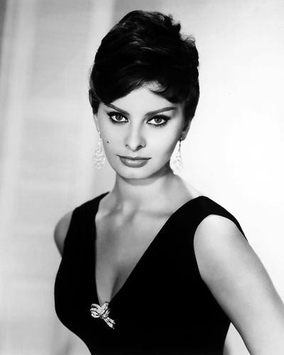 This is an image of 186627 Sophia Loren Photograph & Poster