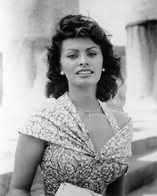 This is an image of 186633 Sophia Loren Photograph & Poster