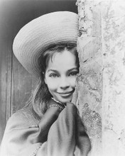 This is an image of 186785 Leslie Caron Photograph & Poster