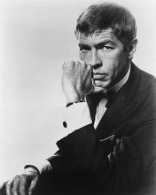 This is an image of 186815 James Coburn Photograph & Poster