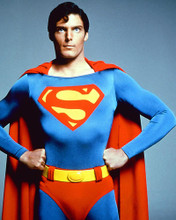 This is an image of 272739 Christopher Reeve Photograph & Poster