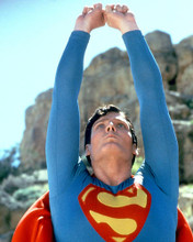 This is an image of 272811 Christopher Reeve Photograph & Poster