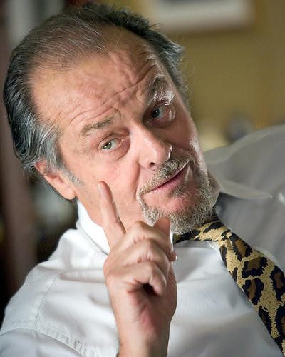 This is an image of 273225 Jack Nicholson Photograph & Poster