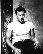 This is an image of 187714 Marlon Brando Photograph & Poster