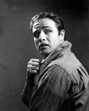 This is an image of 187715 Marlon Brando Photograph & Poster