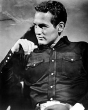 This is an image of 187733 Paul Newman Photograph & Poster