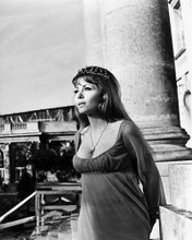 This is an image of 187939 Ingrid Pitt Photograph & Poster