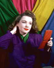This is an image of 273281 Anne Baxter Photograph & Poster
