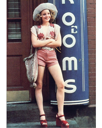 This is an image of 273383 Jodie Foster Photograph & Poster