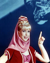 This is an image of 274000 Barbara Eden Photograph & Poster