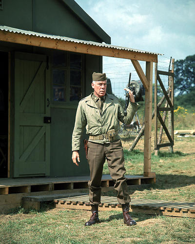 This is an image of 274071 Lee Marvin Photograph & Poster