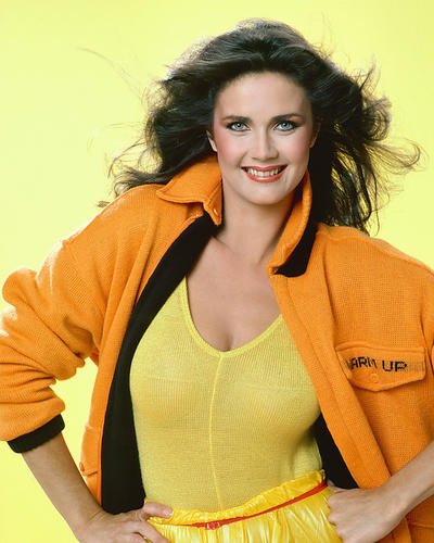 This is an image of 274334 Lynda Carter Photograph & Poster